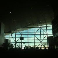 Photo taken at Concourse J by Pessoa J. on 6/14/2013