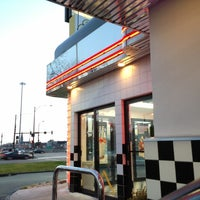 Photo taken at Checkers by Dominick M. on 11/10/2012