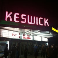 Photo taken at Keswick Theatre by Dean P. on 10/5/2012