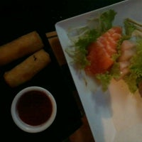 Photo taken at Real Sushi by Pericles P. on 12/10/2012