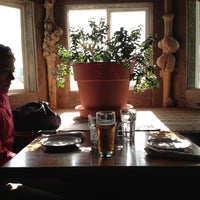 Photo taken at Knotty Pine Bar and Restaraunt by Jeff D. on 5/28/2013