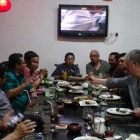 Photo taken at Goela Klapa Restaurant by iam l. on 9/27/2013