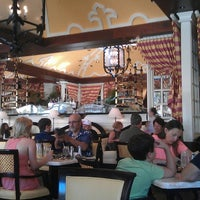 Photo taken at Terrace Pointe Cafe by Stefan B. on 7/10/2013