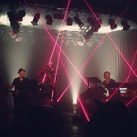 Photo taken at The Showbox by Frank on 4/18/2013