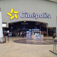 Photo taken at Cinépolis by Paco F. on 2/23/2013