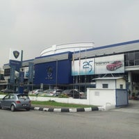 Photo taken at Proton Glenmarie Service Centre by Khairul S. on 9/20/2012