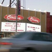 Photo taken at New Beverly Cinema by Sasha M. on 9/19/2012