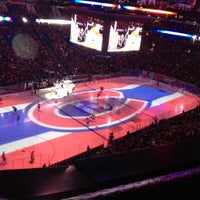 Photo taken at Bell Centre by DEUCE44 on 1/30/2013