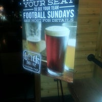 Photo taken at Brick House Tavern + Tap by T T. on 1/6/2013
