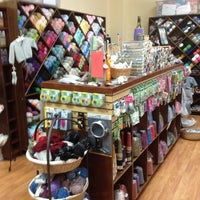Photo taken at Knit 'n Knibble by Julia S. on 8/16/2013