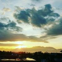 Photo taken at Tirtagangga Hotel by Boy F47AR @. on 3/12/2016