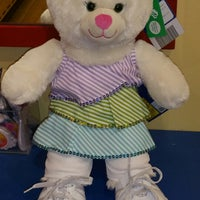 Photo taken at Build-A-Bear Workshop by Joni B. on 2/21/2015