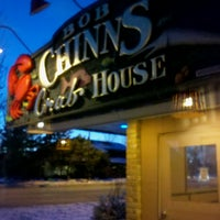 Photo taken at Bob Chinn's Crab House by Mio O. on 3/3/2013