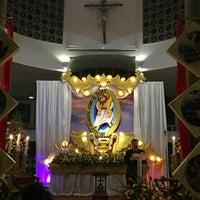 Photo taken at Iglésia De Nuestra Señora Del Pilar by Alexander R. on 3/25/2016