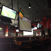 Photo taken at Buffalo Wild Wings by Dursun K. on 6/1/2014