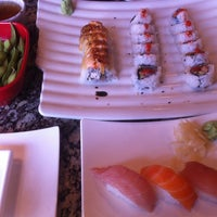 Photo taken at Sushi 1 by Stacey O. on 1/26/2013