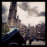 Photo taken at Lomography Gallery Store Antwerp by Yannick VM on 4/27/2013