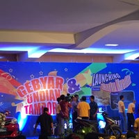 Photo taken at Narmada Convention Hall by Indira Ayu S. on 2/13/2016