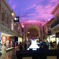 Photo taken at The Forum Shops at Caesars by Marco O. on 7/18/2013