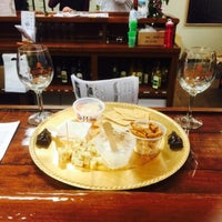 Photo taken at Adirondack Winery Tasting Room by Sandy L. on 10/18/2015