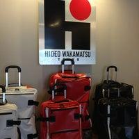 Photo taken at Hideo Wakamatsu by Britt S. on 3/19/2013