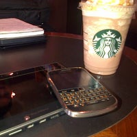 Photo taken at Starbucks by Theera K. on 11/7/2012