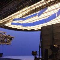 Photo taken at Centrum Technologii Audiowizualnych by Peter K. on 3/19/2015