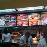 Photo taken at Burger King by domingo s. on 10/31/2012