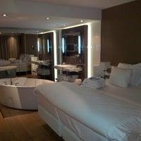 Photo taken at Van der Valk Hotel Assen by Hermen L. on 12/15/2012