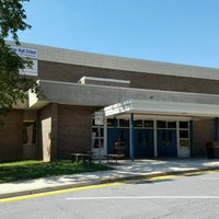 Photo taken at Thomas S. Wootton High School by J V. on 9/22/2016