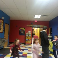 Photo taken at Pump It Up by J V. on 2/10/2013