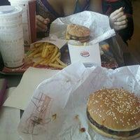 Photo taken at Burger King by Francisco B. on 3/19/2013