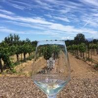 Photo taken at Pellegrini Family Vineyard by Crispin B. on 6/18/2016