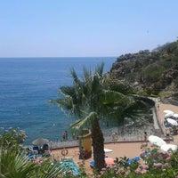 Photo taken at Diverhotel Roquetas 4* by Ivan N on 7/23/2013