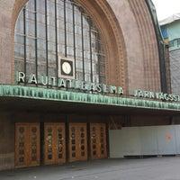 Photo taken at Rautatientori by Ваня М. on 6/16/2013