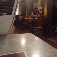 Photo taken at Bloor Street Diner by Lucy T. on 3/20/2016