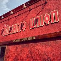 Photo taken at Burrito Union by Tony W. on 6/23/2013
