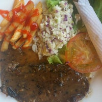 Photo taken at HR Steak House by Shuhail R. on 9/19/2012