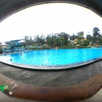 Photo taken at Karang Setra Swimming Pool by Ovie M. on 12/31/2014