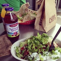 Photo taken at Chipotle Mexican Grill by Mike S. on 6/27/2013