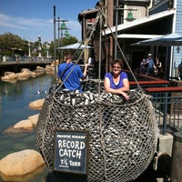 Photo taken at Pacific Wharf by Michael S. on 4/3/2013