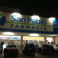 Photo taken at Farmacia San Pablo by CESAR M. on 10/2/2012