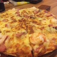 Photo taken at The Pizza Company by Pui i. on 6/4/2016
