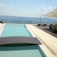 Photo taken at NOVI Spa Hotels & Resort by Viktor S. on 7/20/2013