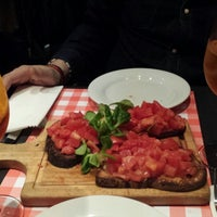 Photo taken at Little Italy Trattoria by Salwa M. on 9/9/2014