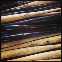 Photo taken at Louisville Slugger Museum & Factory by Teresa G. on 3/17/2013