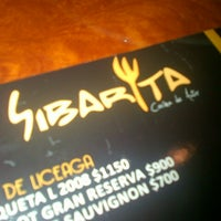 Photo taken at Sibarita Cocina de Autor by Karla G. on 9/23/2012