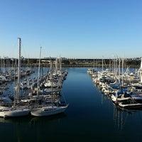 Photo taken at Sheraton San Diego Hotel & Marina by Laura M. on 3/11/2013