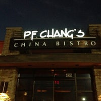 Photo taken at P.F. Chang's by Christian H. on 10/25/2012