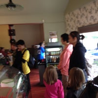 Photo taken at Shortcake Bakery by Jeneba G. on 10/19/2013